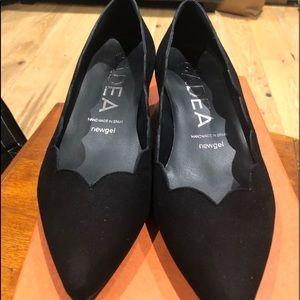 GADEA/Black/Size 37/Suede/Shoes/NWT